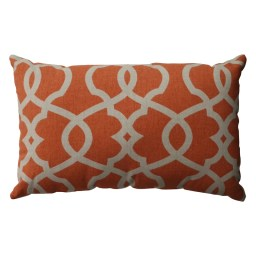 Brennan Cotton Lumbar Throw Pillow
