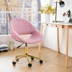 Everly Quinn Albaugh Velvet Task Chair Reviews Wayfair