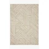 modern contemporary 8x8 square rug