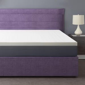 2 5 Memory Foam Mattress Topper