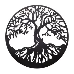 tree of life metal wall art wayfair