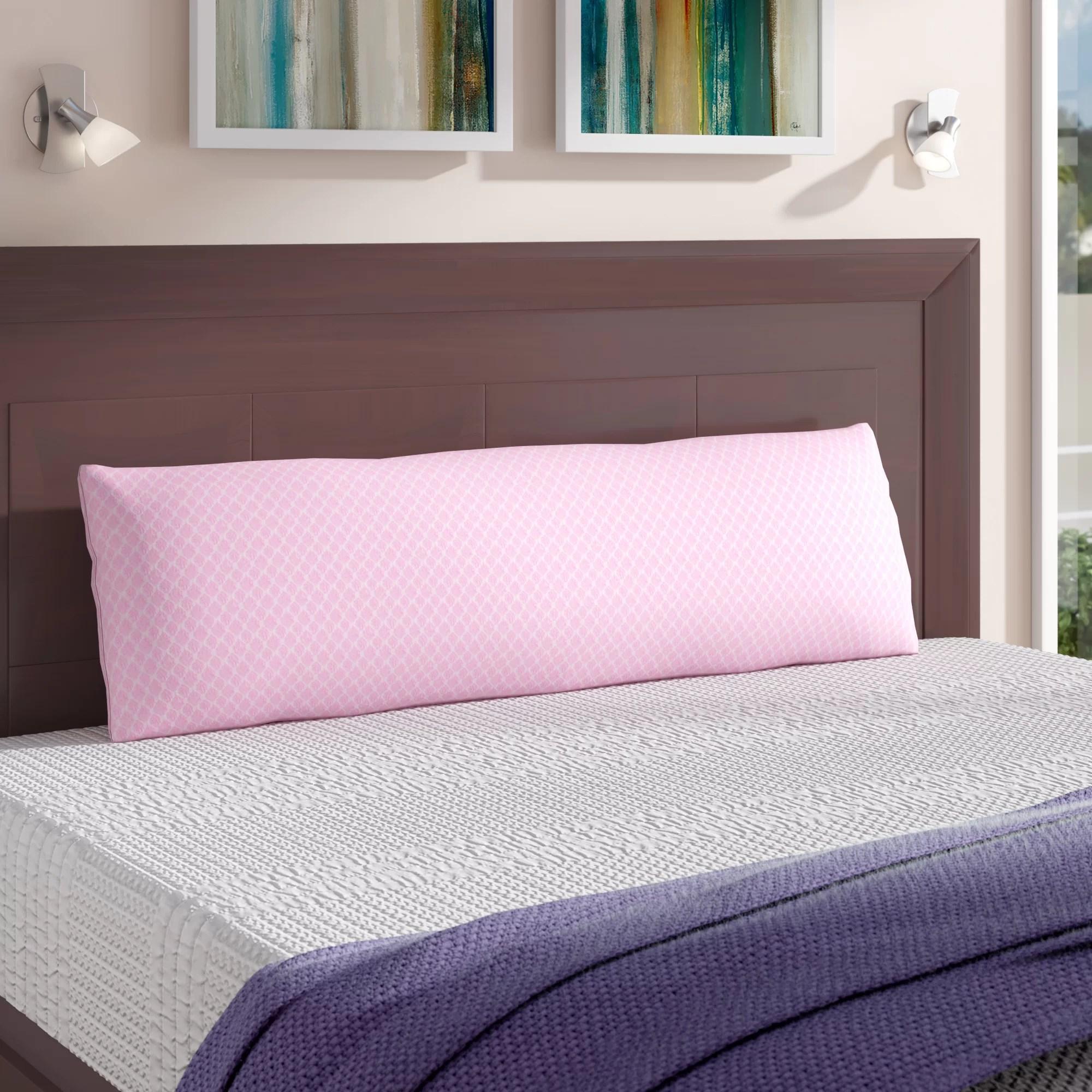 memory foam medium body pillow