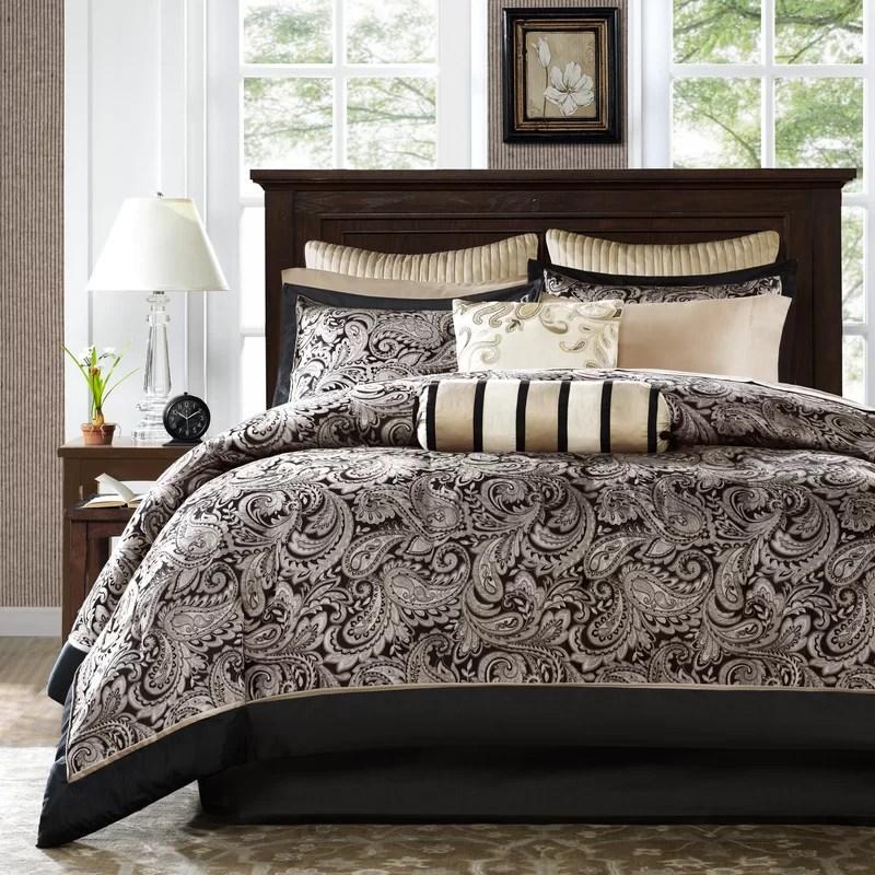 pereira paisley comforter set