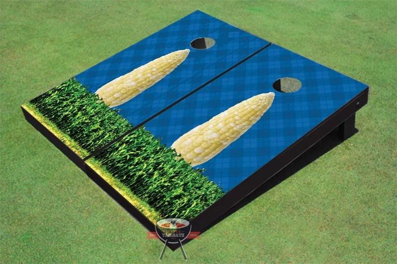 Corn Field Cornhole Board