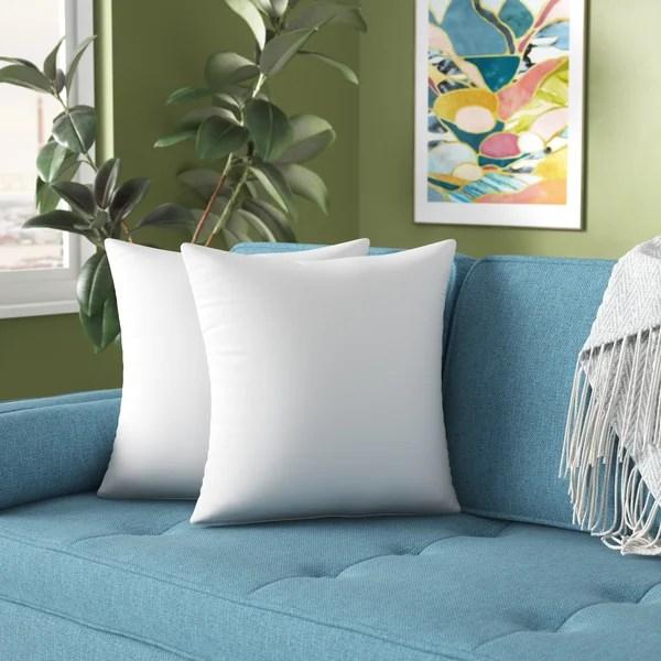 big fluffy pillows