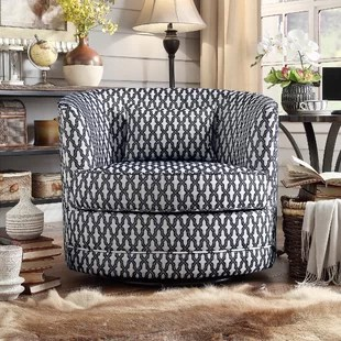swivel living room chairs on sale furniture high back chair wayfair quickview
