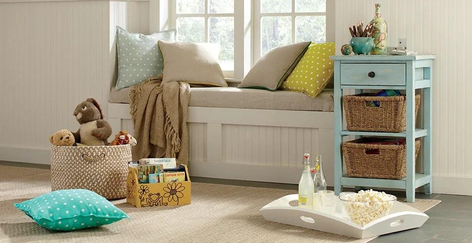 Living Room Toy Storage Ideas Wayfair