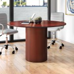 Circular Conference Tables You Ll Love In 2020 Wayfair