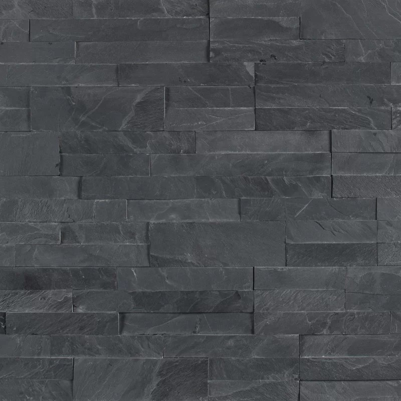 22 x 6 natural stone peel and stick mosaic tile