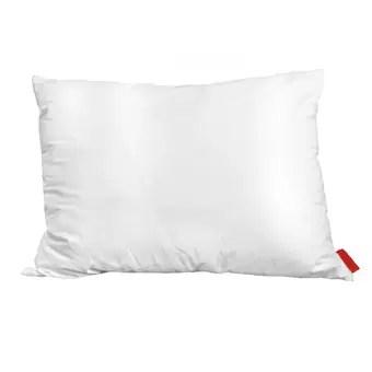 down alternative firm support pillow