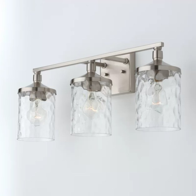 Baldwin 3-Light Dimmable Vanity Light