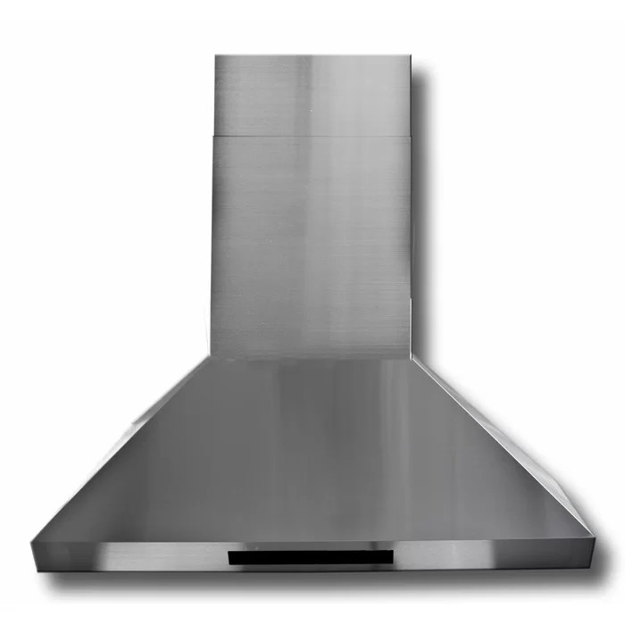 hood kitchen wood mode kitchens proline range hoods 42 1800 cfm ducted island wayfair ca