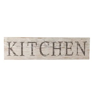 kitchen plaques grills 3d plaque decor wayfair farmhouse wall