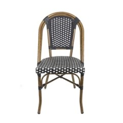 French Cafe Chairs Chair Covers Hire Adelaide Modern Contemporary Bistro Allmodern Stacking Patio Dining