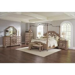 canopy bedroom sets you ll love in 2021