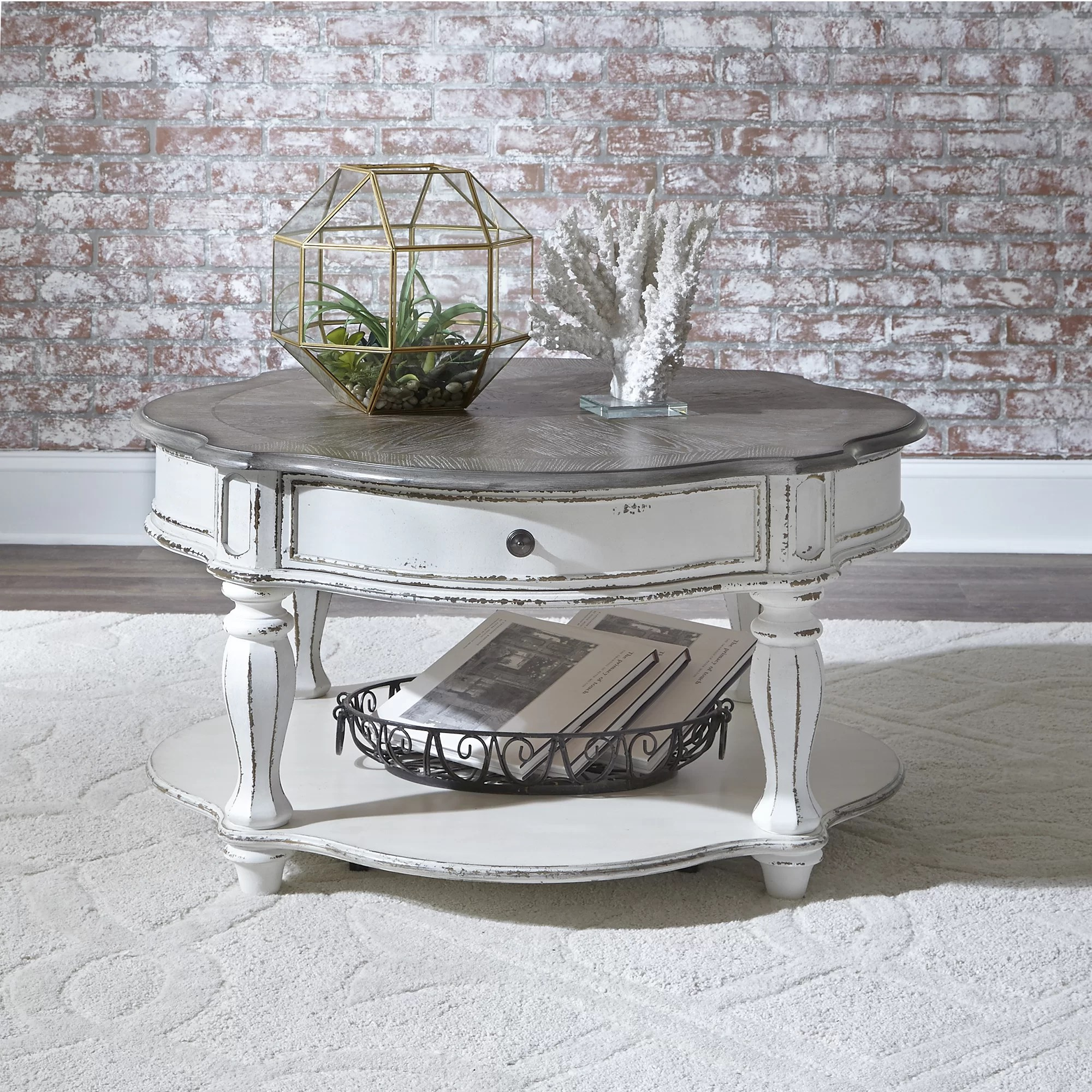 drawers round coffee tables you ll love