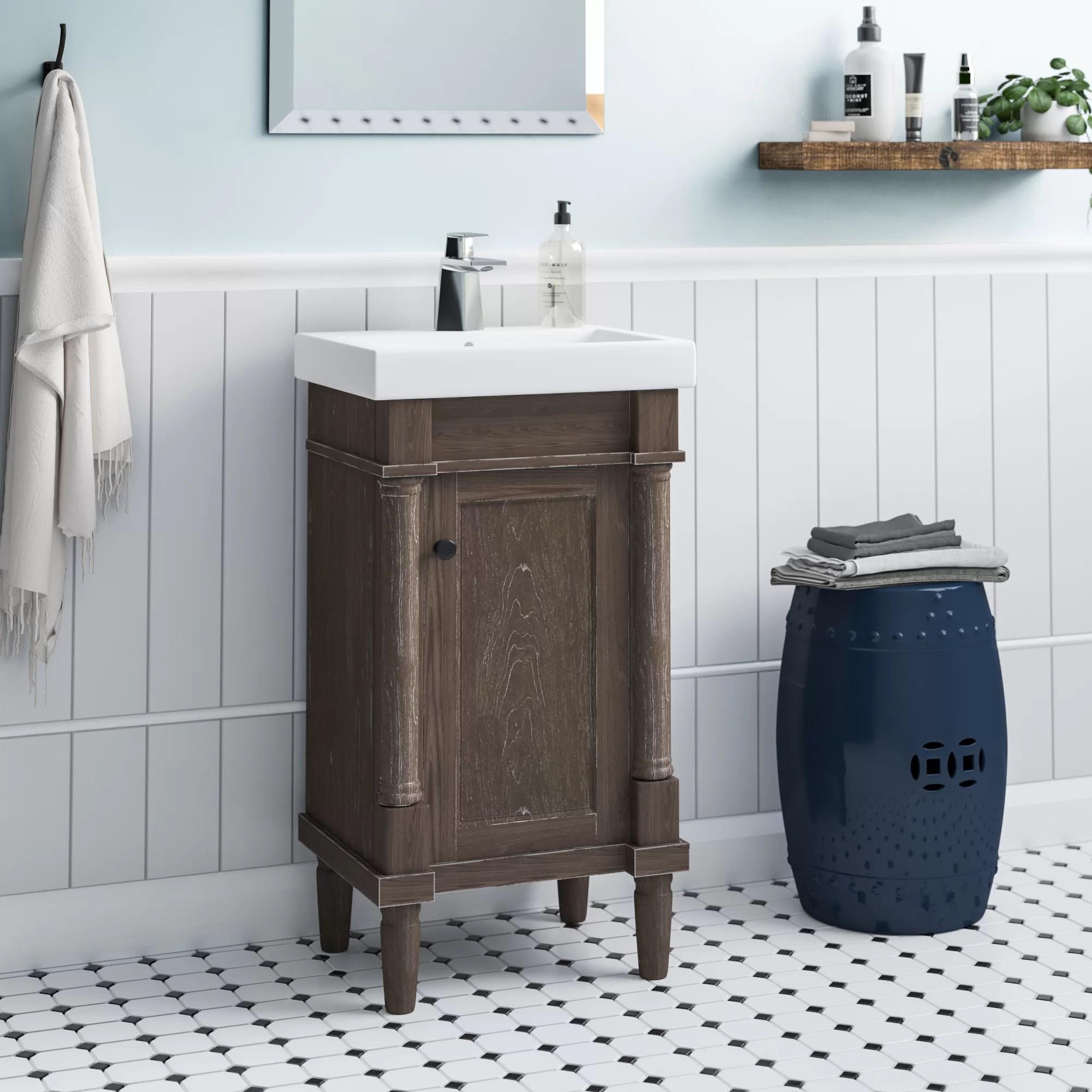 Under 20 Bathroom Vanities Up To 65 Off Through 09 25 Wayfair