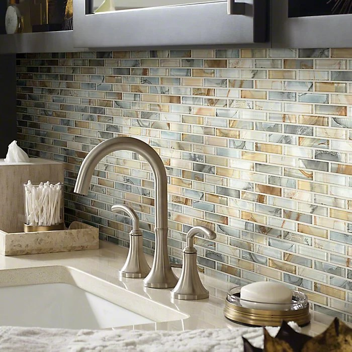 glass mosaic tiles designs