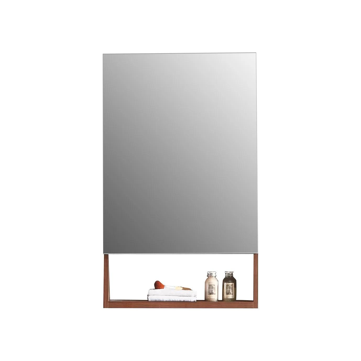 Knott 19 63 X 31 5 Surface Mount Frameless Medicine Cabinet Reviews Joss Main