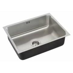 Deep Kitchen Sink Calphalon Towels 10 Inch Sinks Wayfair 16 X 5 Undermount With Overflow