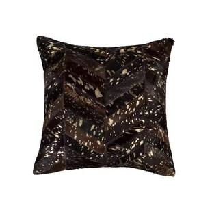 throw pillows for brown
