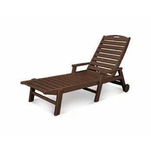 outdoor chaise lounge chairs with wheels antique potty chair wayfair quickview
