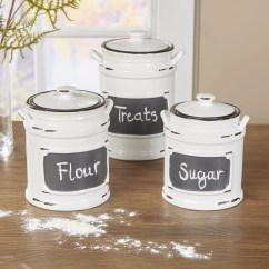 Canisters Kitchen Sink Drain Stopper Gracie Oaks Canister Set Reviews Wayfair