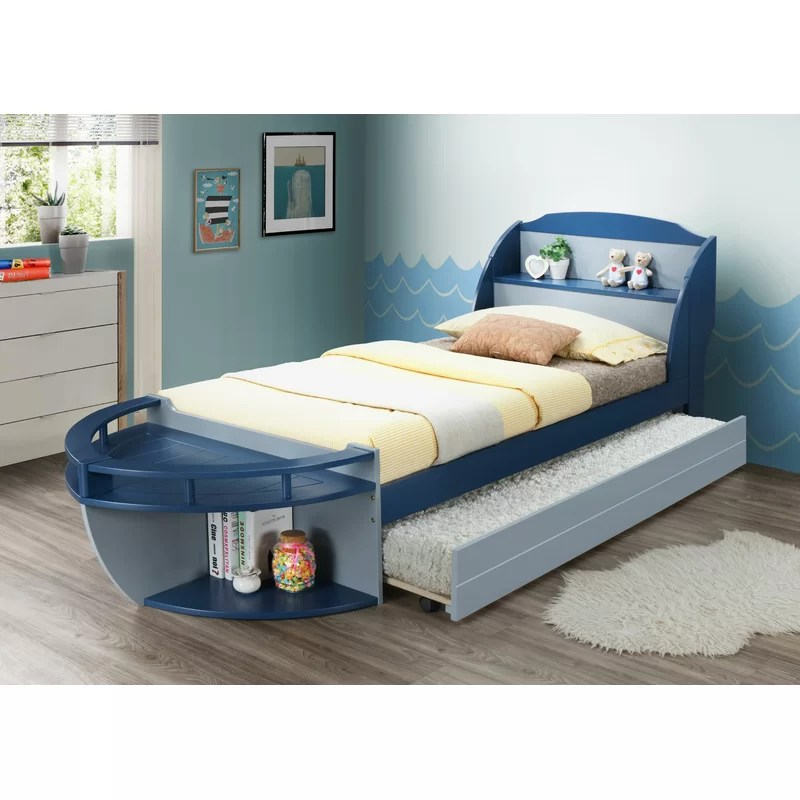 colley twin bed with trundle
