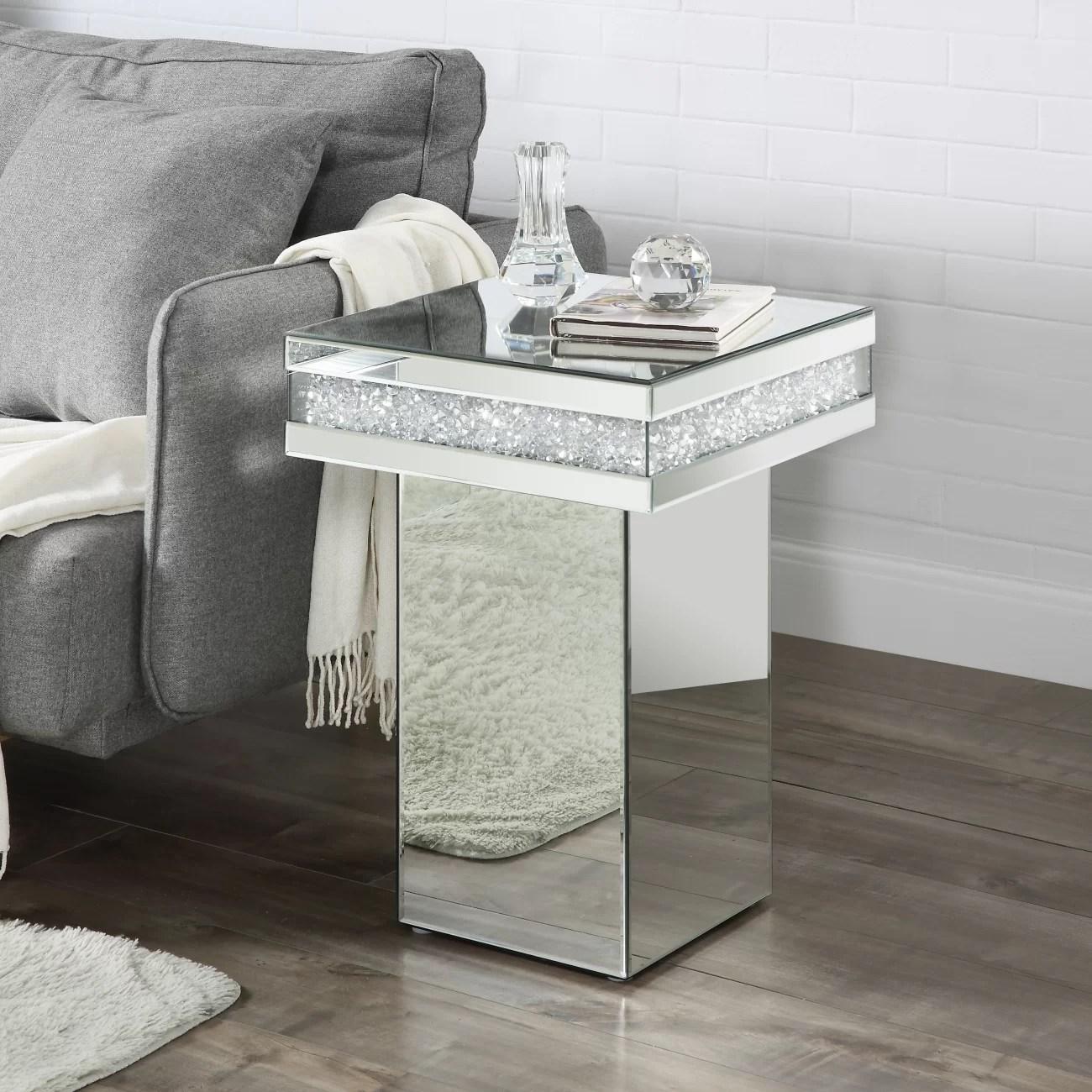 maximillian block end table