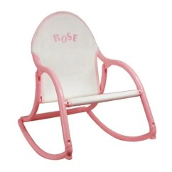 Personalized Rocking Chair For Toddlers P Kolino Table And Chairs Hoohobbers Kids Reviews Wayfair