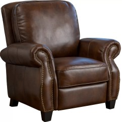Leather Recliner Chairs Oversized Chair Sleeper Alcott Hill Mullins Manual Reviews Wayfair