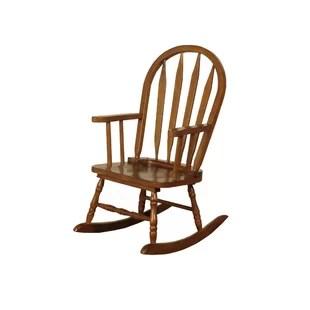 children rocking chairs roman chair situps arnold childrens wayfair co uk s
