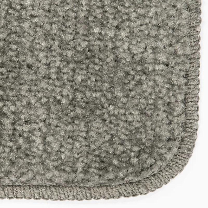 Tucker Murphy™ Pet Beattie Soft Solid Sh*G Carpet Stair Tread | Wool Carpet Stair Treads | Flooring | Zealand Wool | Beige Carpet | Cat Pet | Hardwood Stairs