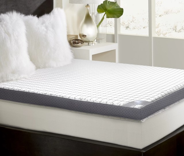 Mgm Grand At Home Hotel Platinum 3 Memory Foam Mattress Topper Reviews Wayfair