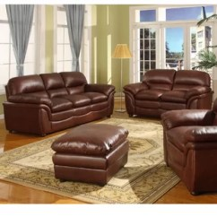 2 Piece Living Room Set Contemporary Leather Chairs Sets Joss Main Calla