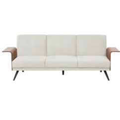 Metal Frame Sofa Bed Inclinable Usage A Vendre Wayfair Co Uk