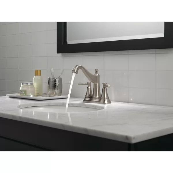 mylan centerset bathroom faucet