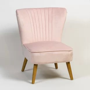bedroom chair pink leather smoking chairs you ll love wayfair co uk