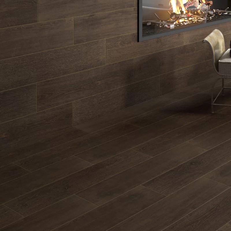 harmony grove 6 x 36 porcelain wood look wall floor tile