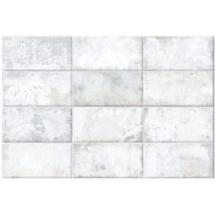 reactive glaze 3 x 6 marble look subway wall floor tile