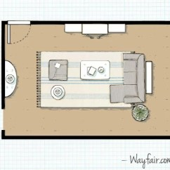 Living Room Plan Design Glass Shelf Unit Layouts Wayfair Layout 3