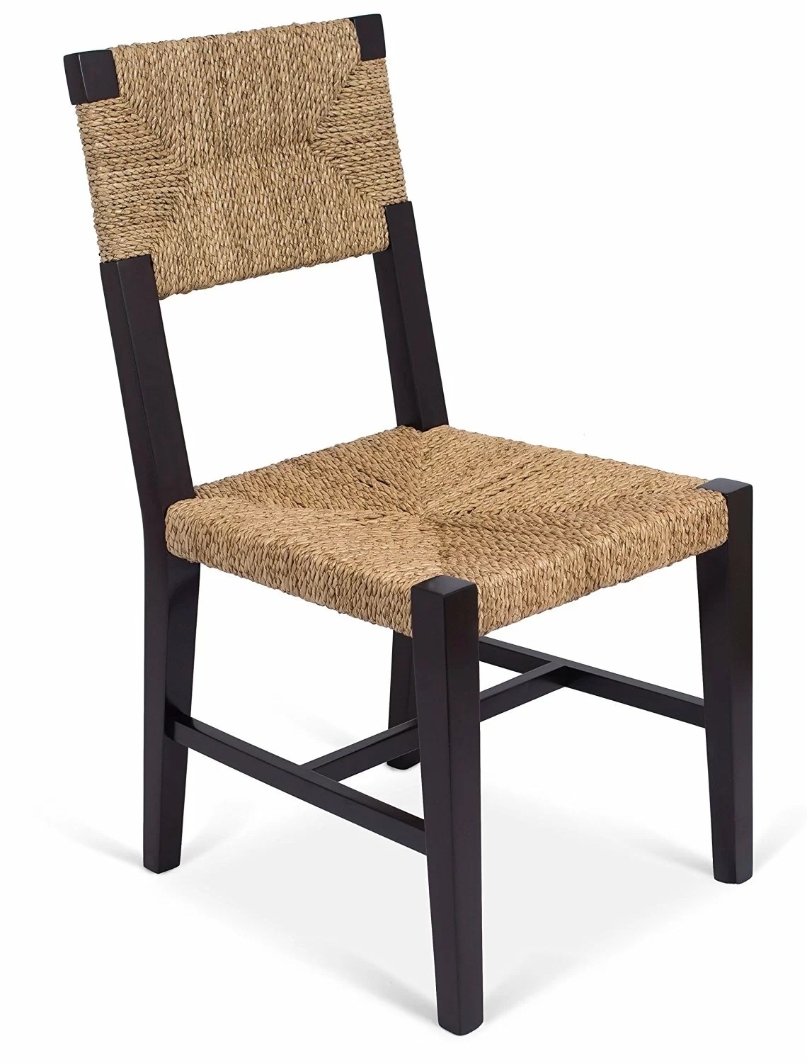 Woven Dining Chair Rush Weave Dining Chair