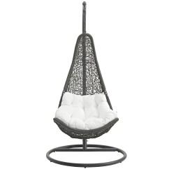 Swing Chair Drawing Ikea Beach Gemmenne With Stand Reviews Joss Main