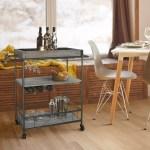 Prep Savour Bar Cart Reviews Wayfair