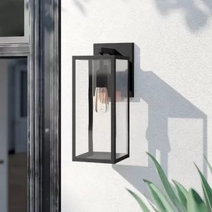 malak 14 76 h outdoor wall lantern