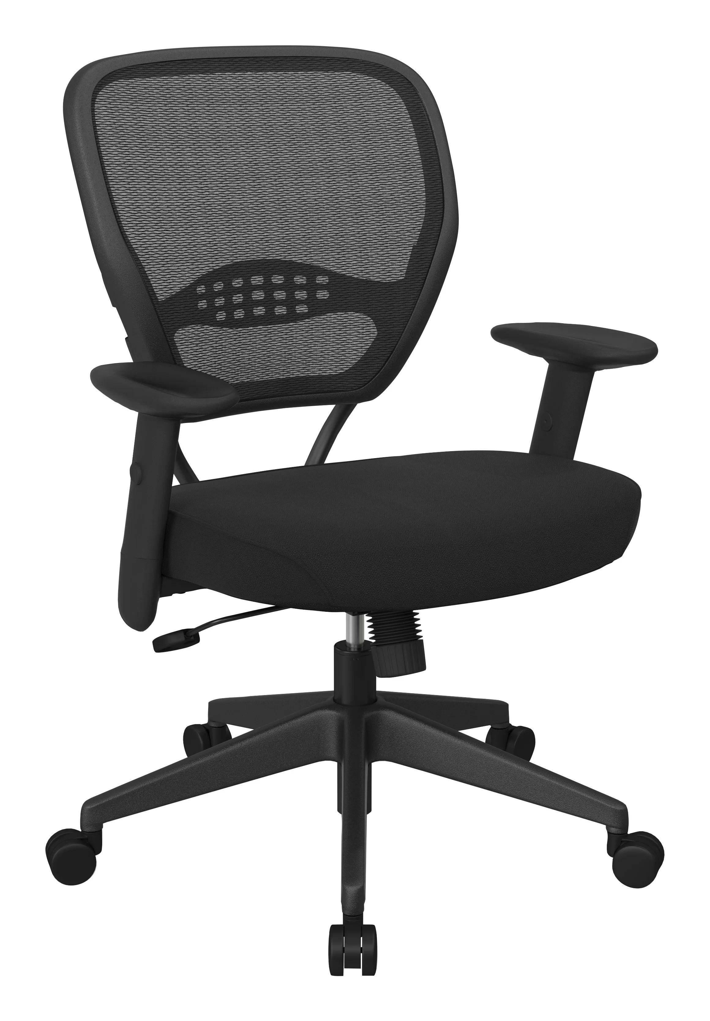 office star chairs vanity chair stool space air grid matrex ergonomic mesh reviews wayfair