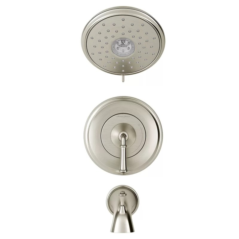 delancey temperature control shower faucet
