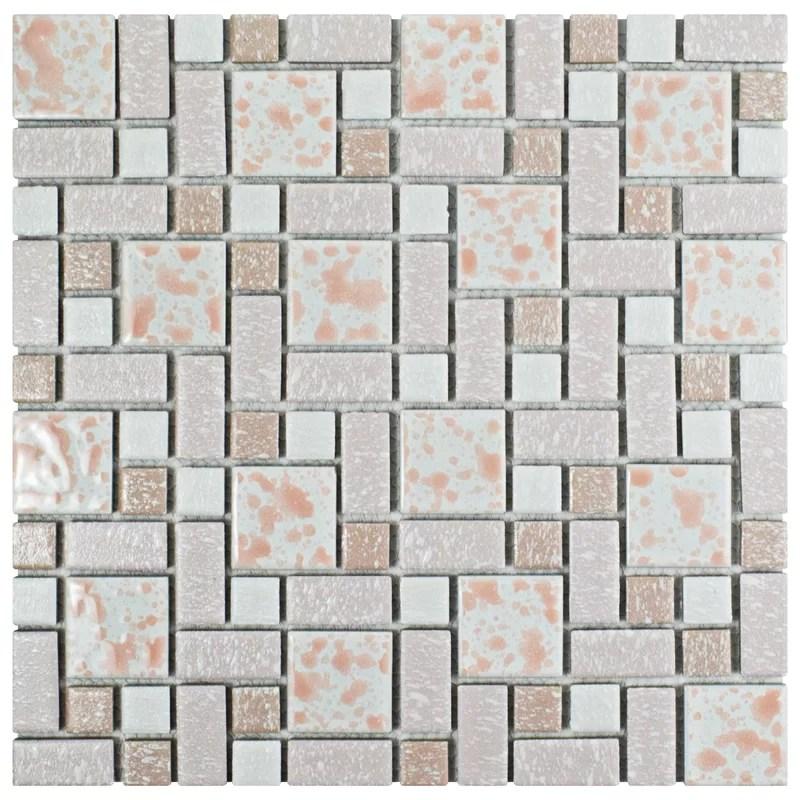 university porcelain versailles mosaic wall floor tile