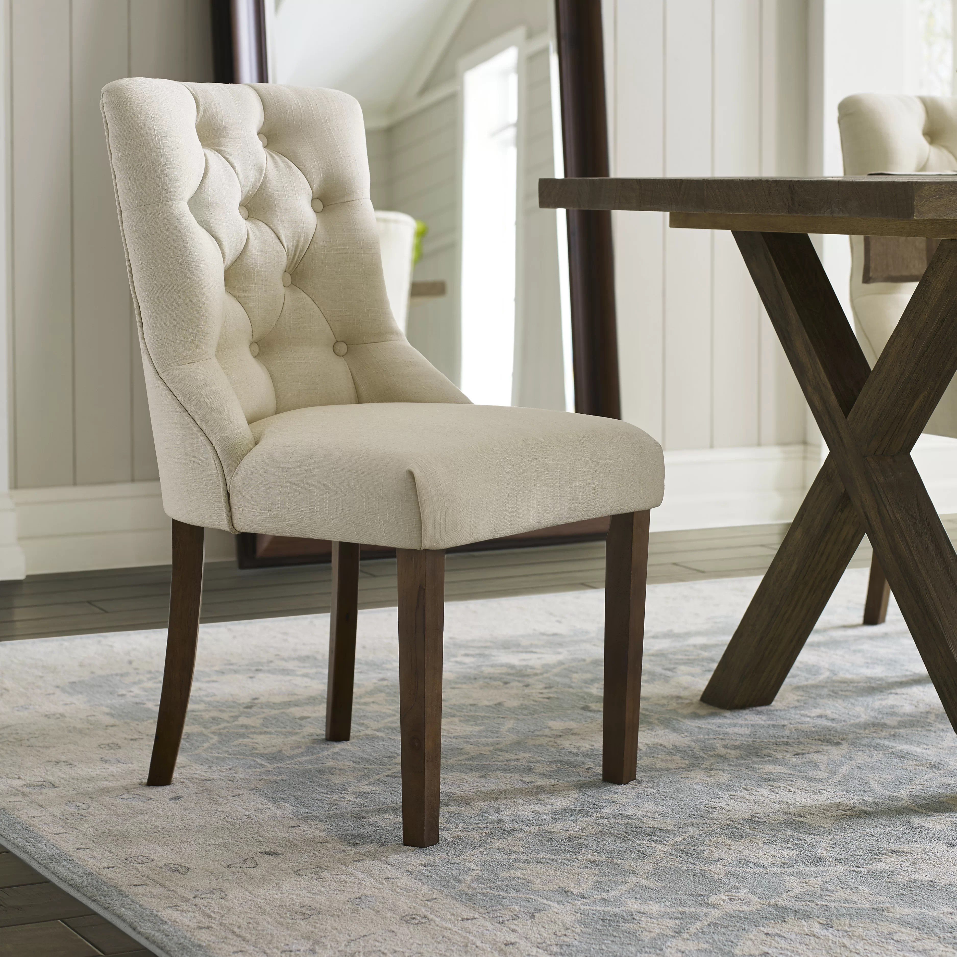 Dining Room Upholstered Chairs Atchison Upholstered Dining Chair