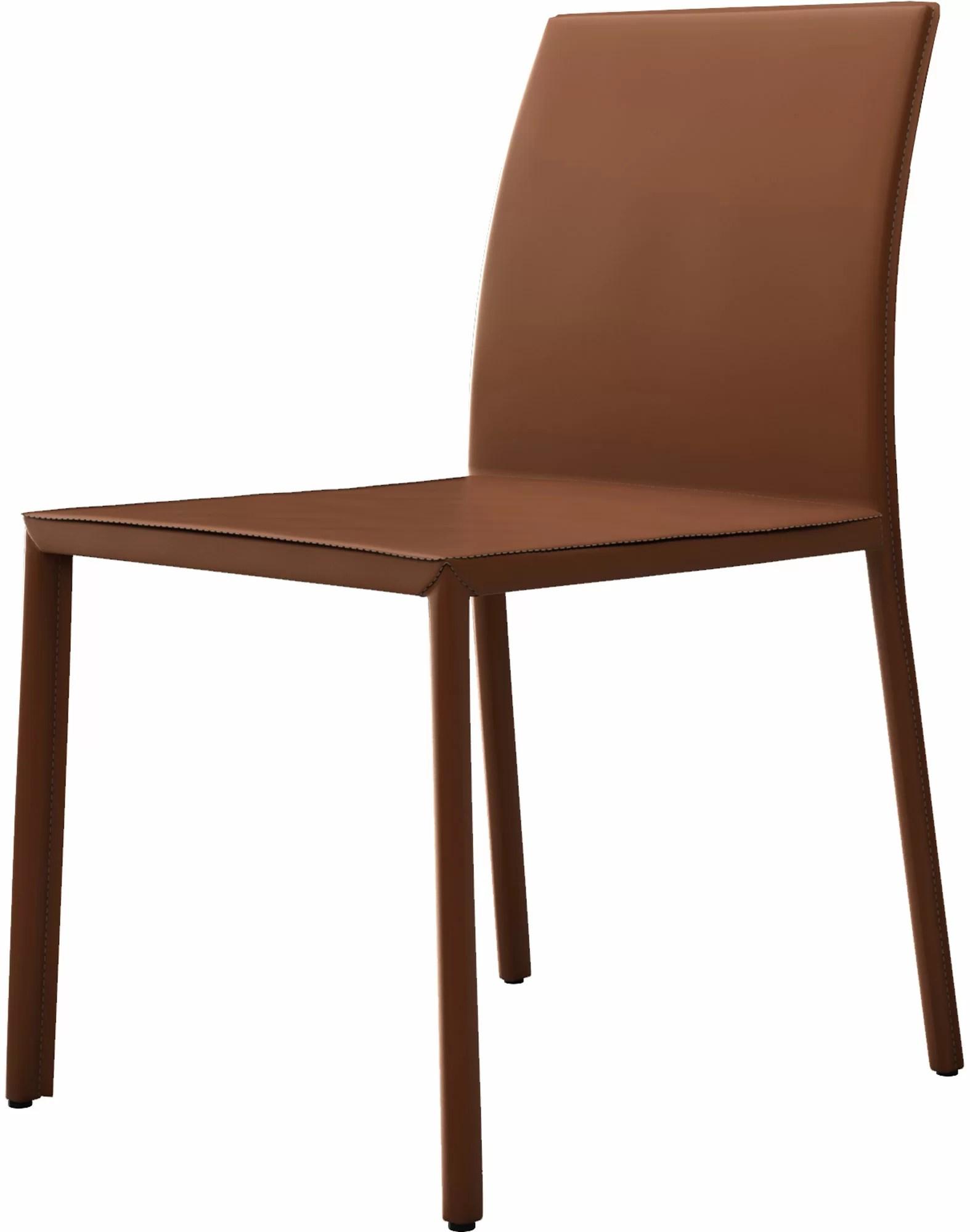modloft dining chair big lots reclining chairs sanctuary allmodern